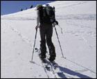 Snowboard de Travesía