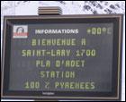 Javalambreros en Saint Lary