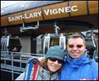 Viaje a Saint Lary cortesía de Nevasport y Altiservice