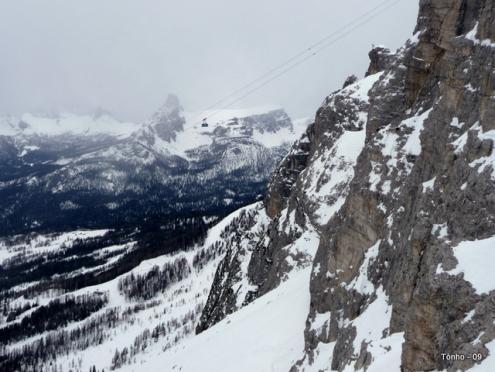 Dolomitas en Marzo 2009