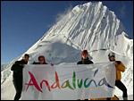 Jovenes Alpinistas desde el Perú